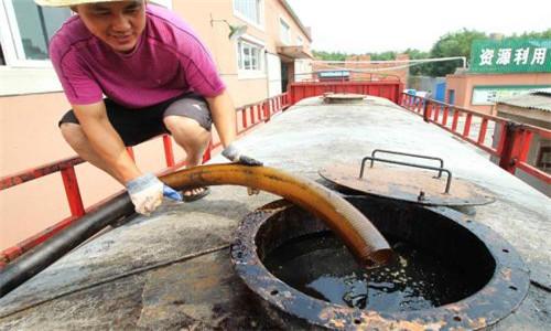 废弃动植物油回收